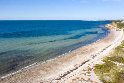 Falmouth Cape Cod vacation rental - Beautiful Private Gunning Point Beach just 2/10 mile away
