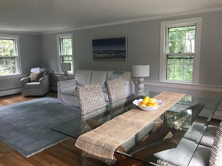 Falmouth Cape Cod vacation rental - Open living/dining for easy entertaining