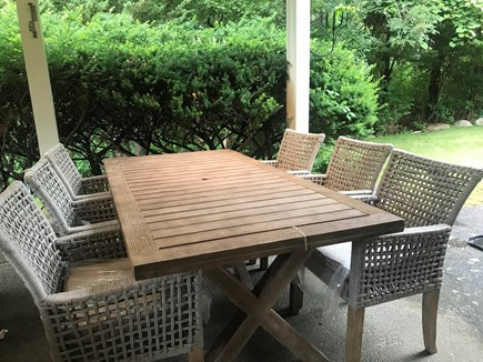 Falmouth Cape Cod vacation rental - Outdoor Dining Awaits!