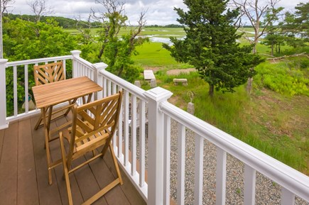 East Sandwich Cape Cod vacation rental - Views from upper level balcony