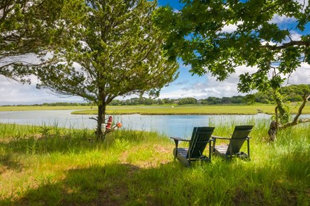 East Sandwich Cape Cod vacation rental - Perfect spot for morning coffee!