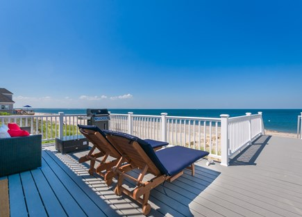 East Sandwich Cape Cod vacation rental - Oceanfront with ocean views from every room
