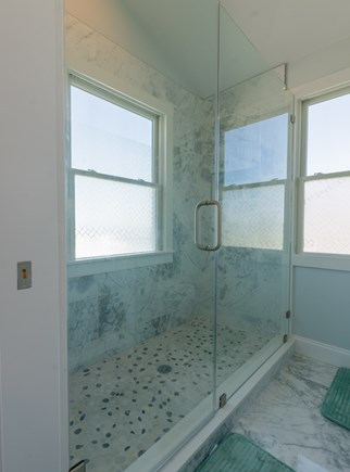 East Sandwich Cape Cod vacation rental - Master Bath walk-in shower