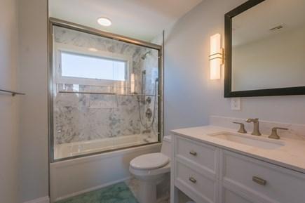 East Sandwich Cape Cod vacation rental - Full Bath with tub/shower on 2nd floor
