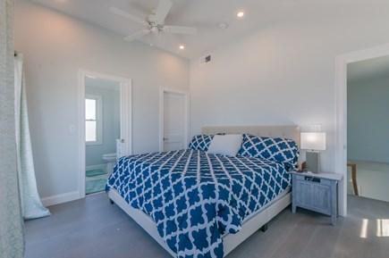 East Sandwich Cape Cod vacation rental - Master Bedroom with King & en suite Bath on 2nd Floor