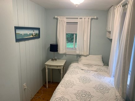 Falmouth, Sippewisset Cape Cod vacation rental - 3rd bedroom, single twin