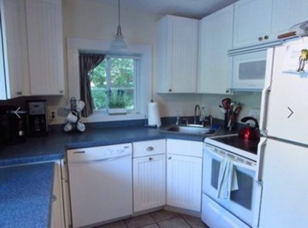 Falmouth, Sippewisset Cape Cod vacation rental - Kitchen