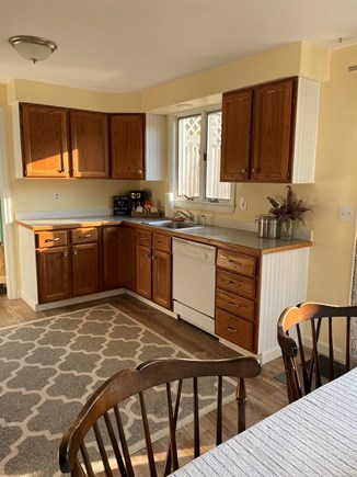 Eastham Cape Cod vacation rental - Kitchen with all essentials and some extras!