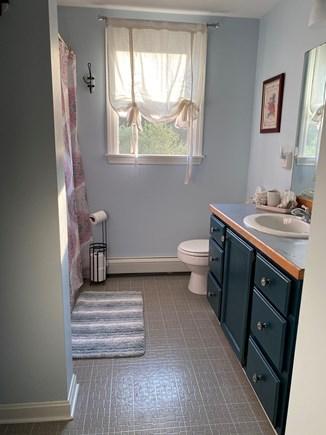 Eastham Cape Cod vacation rental - Full bath with tub/shower.