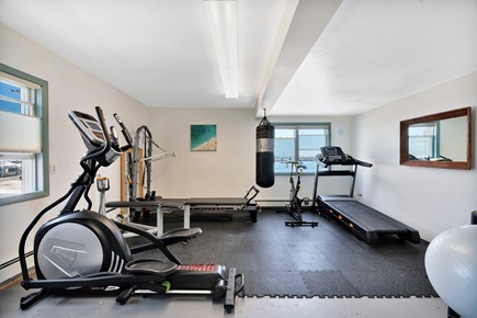 Provincetown Cape Cod vacation rental - Exercise room
