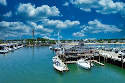 Provincetown Cape Cod vacation rental - Aerial