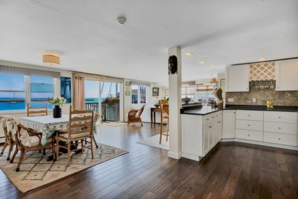 Provincetown Cape Cod vacation rental - Kitchen/Dining Area