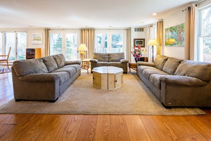 Orleans Cape Cod vacation rental - Open concept Main Living Space