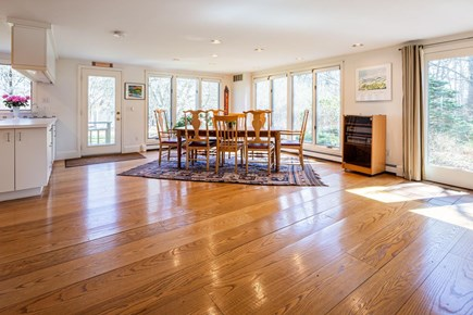 Orleans Cape Cod vacation rental - Elegant Dining Area off Kitchen