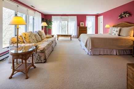 Orleans Cape Cod vacation rental - Spacious Master on the Upper Level