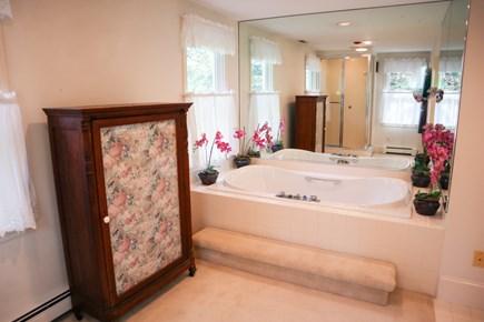 Orleans Cape Cod vacation rental - Master Bathroom soaking tub