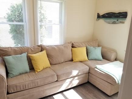 Hyannis Cape Cod vacation rental - Cozy Living Area