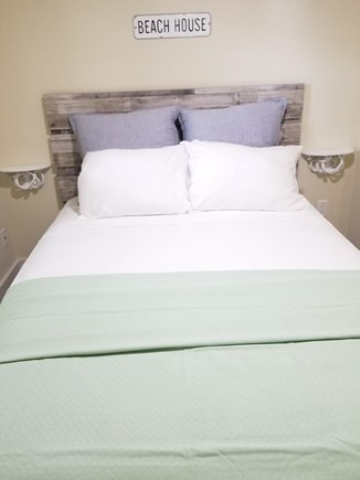 Hyannis Cape Cod vacation rental - Master Bedroom with Comfy Queen Size Bed