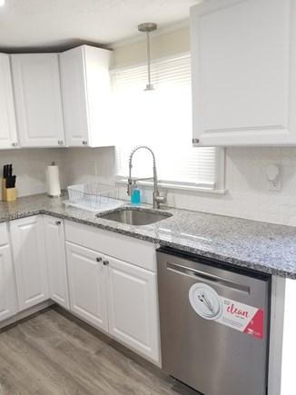 Hyannis Cape Cod vacation rental - Kitchen Sink & Dishwasher