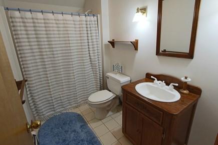 Truro Cape Cod vacation rental - Shared Bathroom upstairs