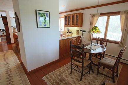 Truro Cape Cod vacation rental - Breakfast Nook