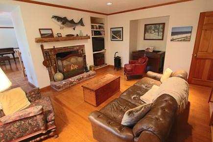 Truro Cape Cod vacation rental - Den