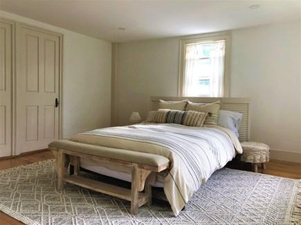Barnstable, Cummaquid Cape Cod vacation rental - Second Floor Master Bedroom with Queen bed adjacent to Full Bath