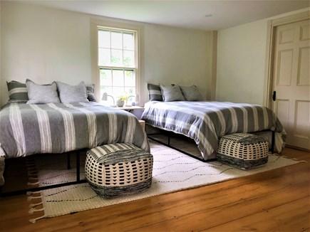 Barnstable, Cummaquid Cape Cod vacation rental - Second Floor Bedroom with 2 Double Beds