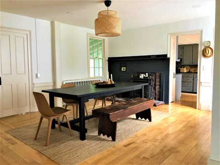Barnstable, Cummaquid Cape Cod vacation rental - Dining Room