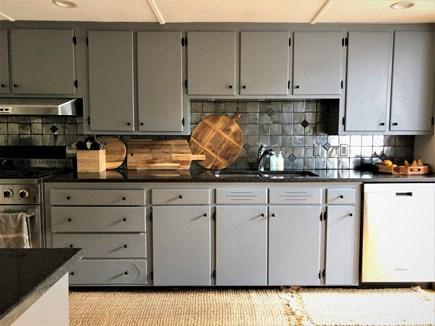 Barnstable, Cummaquid Cape Cod vacation rental - Stylish Kitchen