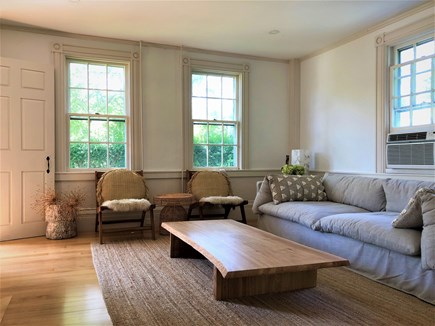 Barnstable, Cummaquid Cape Cod vacation rental - Spacious Family Room on yard side of the home