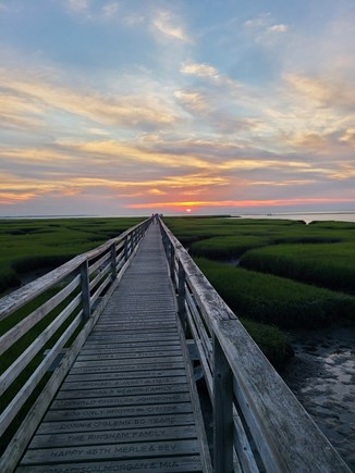 Yarmouthport Cape Cod vacation rental - Gray's Beach~Best sunset on the Cape! Just a mile away!