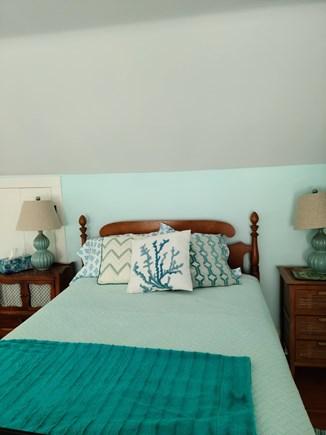 Yarmouthport Cape Cod vacation rental - Bedroom upstairs~sleeps 5!