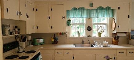 Yarmouthport Cape Cod vacation rental - Kitchen