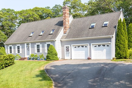 Orleans Cape Cod vacation rental - Exterior front of Home