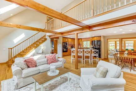 Orleans Cape Cod vacation rental - Open concept living area