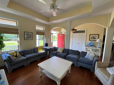 Chatham Cape Cod vacation rental - TV area living room