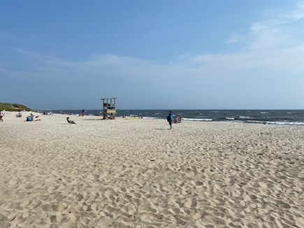 Chatham Cape Cod vacation rental - Hardings Beach, 3 min drive down the road