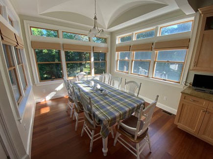 Chatham Cape Cod vacation rental - Dining room with great natural light