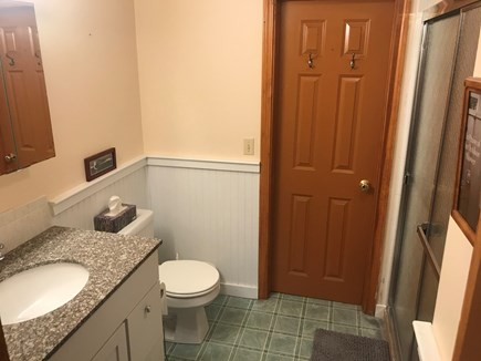 East Falmouth Cape Cod vacation rental - 2nd downstairs bathroom.