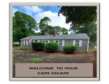 Dennis Cape Cod vacation rental - Welcome to your Cape Escape