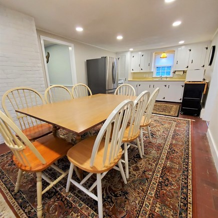 Dennis Cape Cod vacation rental - Open Dining Room and Kitchen
