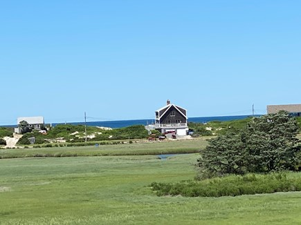 East Sandwich Cape Cod vacation rental - Beautiful area view of home!