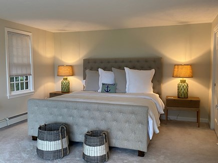 East Sandwich Cape Cod vacation rental - Master bedroom with King bed