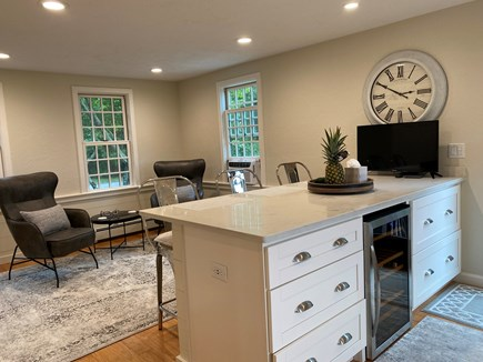 East Sandwich Cape Cod vacation rental - Long island for extra seating