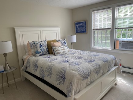 East Sandwich Cape Cod vacation rental - 2nd bedroom with Queen bed.