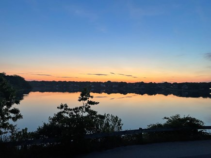 Falmouth Cape Cod vacation rental - Sunrise on Little Pond