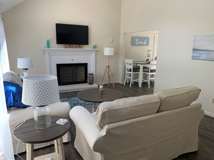 Centerville Cape Cod vacation rental - Living room