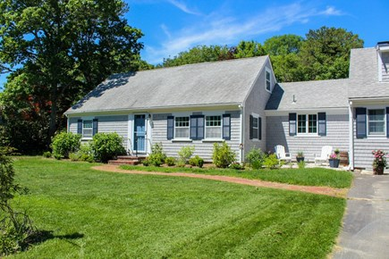 Brewster Cape Cod vacation rental - Beautiful curb appeal