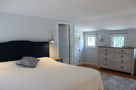 Brewster Cape Cod vacation rental - One of five bedrooms, this one with a king.